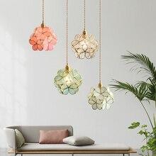 Modern Pendant Lights Copper colour Lamps glass Hanging lamp Dining Room Living Loft Children Kitchen Lighting