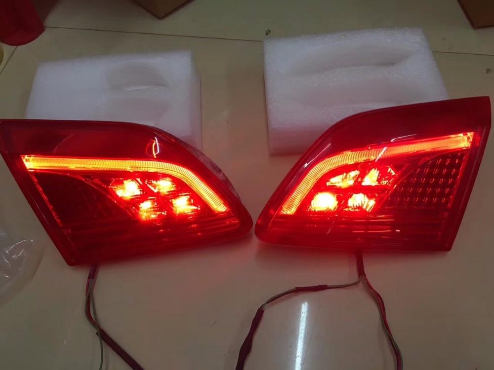 Eosuns Led Hinten Fahren Licht + Bremse Licht für Nissan Sylphy Sentra 2016 2017 Hinten Innen Licht, Stamm Lampe