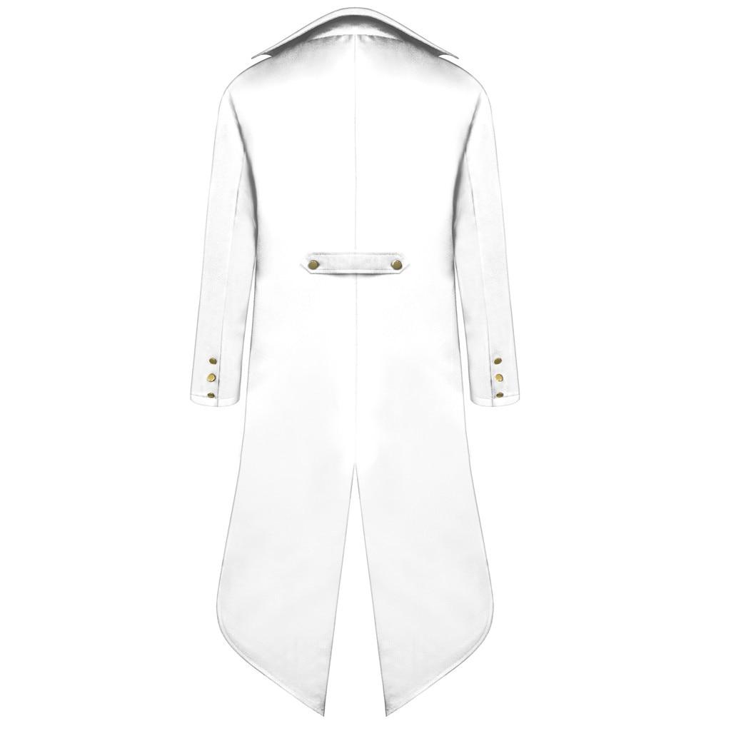Ha82db61234b04b169b119b7fba9272bb2 vintage Medieval Robe Cosplay Costume vintage men's trench Men's Coat Tailcoat Jacket Gothic Frock Coat Uniform Praty Outwear#g3