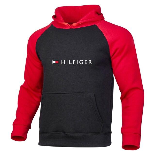 Men and women hoodie sweatshirt street sportswear high-end fashion pullover casual 2021 5