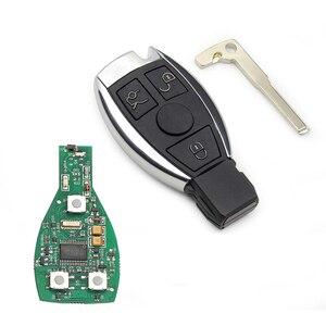 Image 4 - مفتاح ذكي 3 زر NEC و BGA ويكون مفتاح بعيد مع 315mhz 434MHZ لمرسيدس بنز سيارة تحكم عن بعد سنة 2000