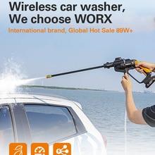 Worx 20V Hydroshot WG620E.1 High Pressure Car Washer Rechargeable Wireless Car Washing