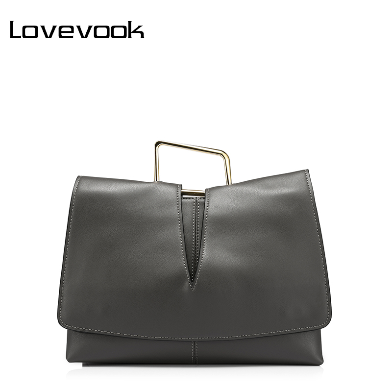 LOVEVOOK Brand Design Handbag Women Envelope Evening Clutch Bags Female Solid Crossbody Bag Fashion Artificial Leather Tote