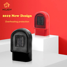 Best Selling 2019 Electric Air Heater Portable Winter Warmer Fan PTC Heating Stove Radiator Handy Silent Air Warmer Fan Dropship цена и фото