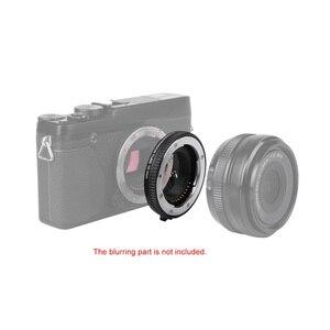 Image 3 - Viltrox DG FU Messa A Fuoco Automatica AF Tubo di Prolunga Anello di 10 millimetri 16 millimetri Set di Montaggio In Metallo per Fujifilm X Mount Macro lente