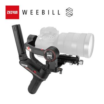 ZHIYUN Official Weebill S 3-Axis Image Transmission Stabilizer for Mirrorless Camera OLED Display Handheld Gimbal New Arrival