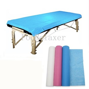180x80cm Disposable Medical Massage Mattress Special Non-Woven Bed Pad Beauty Salon SPA Dedicated Massage Bed Sheets