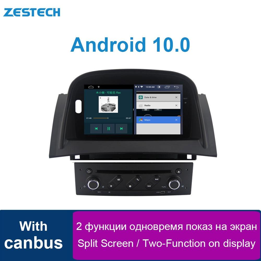 car dvd player Android 1din Car Radio For Renault Megane 2 2002-2008 /Fluence Car Multimedia Head Unit GPS for renault megane ii