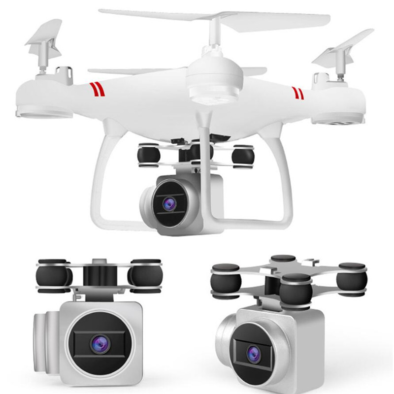 RC Helicopter Drone With Camera HD 1080P WIFI FPV Selfie Drone Professional Foldable Quadcopter 40 Minutes Battery Life