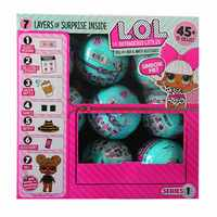 L.O.L.SURPRISE! lol dolls Surprise toys Beautiful Hair Doll Generation DIY Manual Blind Box Model Doll Toy Gift Sent random