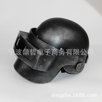 Currently Available Jedi Helmet Chicken Useful Product COS Game Props Three 3 Class Hat Chicken Helmet Celebrity Style Jedi Mask