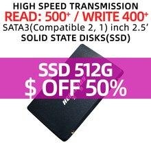 Heoriady – disque dur SSD, sata 3, 120 pouces, avec capacité de 128 go, 240 go, 256 go, 500 go, 512 go, 2.5 go, 1 to, 2 to