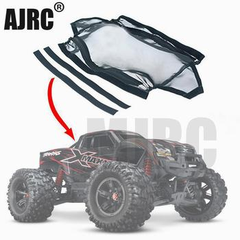 1/5 Traxxas X-MAXX XMAXX 6s/8s 77076-4 Waterproof Cover Protection Chassis Dust and Sandproof Cover for Rc Auto Parts X-MAXX area rc wheel extenders for traxxas x maxx 1 5