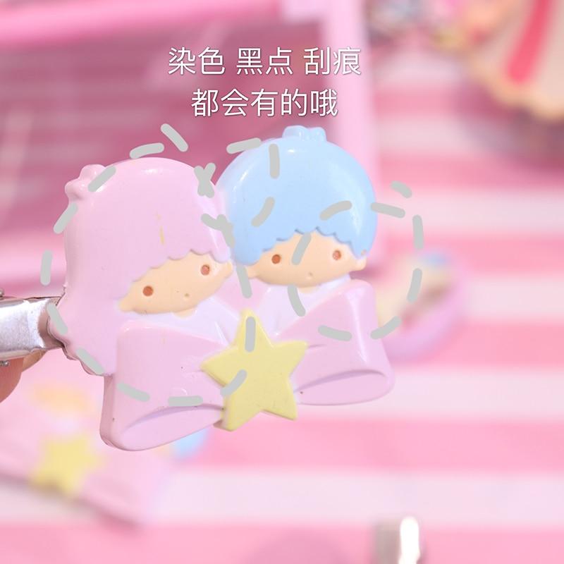 Kawaii Cinnamoroll Little Twins Stars Hairpins 1