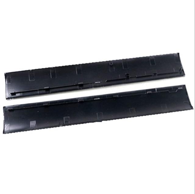Запасная часть черная крышка корпус передний корпус чехол Левая Правая Лицевая панель для PS3 Тонкая зеркальная консоль