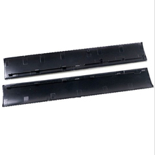 Repair Part Black Cover Shell Front Housing Case Left Right Faceplate Panel for PS3 Slim CUH 4000 console