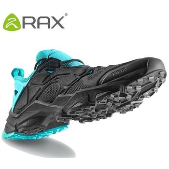 Rax Outdoor Hiking Shoes Men Sports Shoes Breathable Sneakers Women Climbing Mountain Shoes Men Zapatos De Hombre rax hiking shoes men waterproof trekking shoes lightweight breathable outdoor sports sneakers for men climbing leather shoes