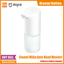 2021 Original Xiaomi Mijia Auto Induction Foaming Hand Washer Wash Automatic Soap 0.25s Infrared Sensor For Smart Homes