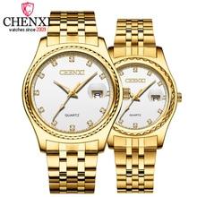 CHENXI Watch New Top Luxury Brand Men Women Quartz Wrist Watch