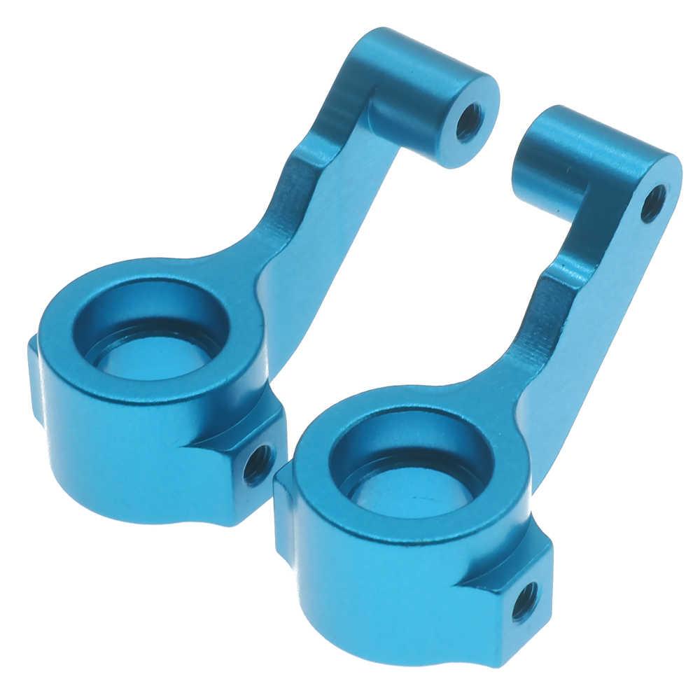 2 шт. сплав рулевой ступицы несущего блока кулачок руки для rc хобби модель автомобиля 1-10 ECX 2WD серии модернизированные hop-up части