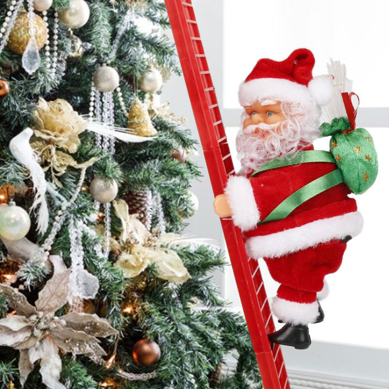 Electric-Santa-Claus-Climb-Ladder-Christmas-Hanging-Decoration-Christmas-Tree-Ornaments-Party-Kids-G (4)