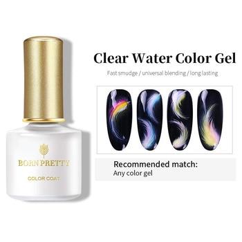 BORN PRETTY Nail Gel 120Colors 10ml Gel Nail Polish Soak Off UV LED Gel Varnish Holographics Shining Nagel Kunst Gellack 50