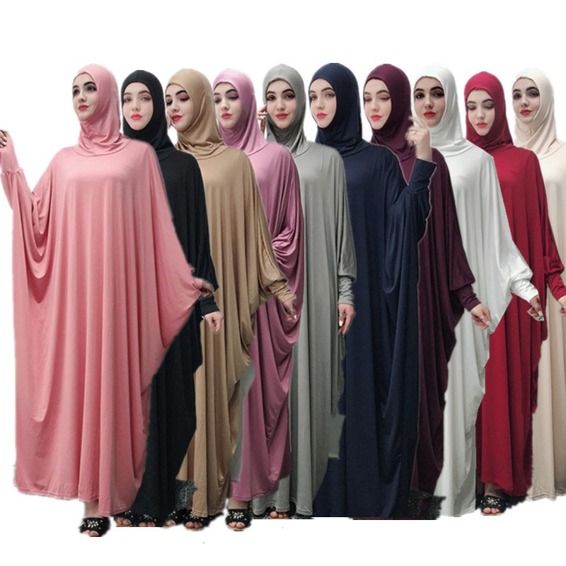 Ramadan Abaya Caftan Dubai Turkey Islamic Clothing Hijab Muslim Dress Kaftan Women Eid Dresses Jilbab Vestidos Robe Djellaba