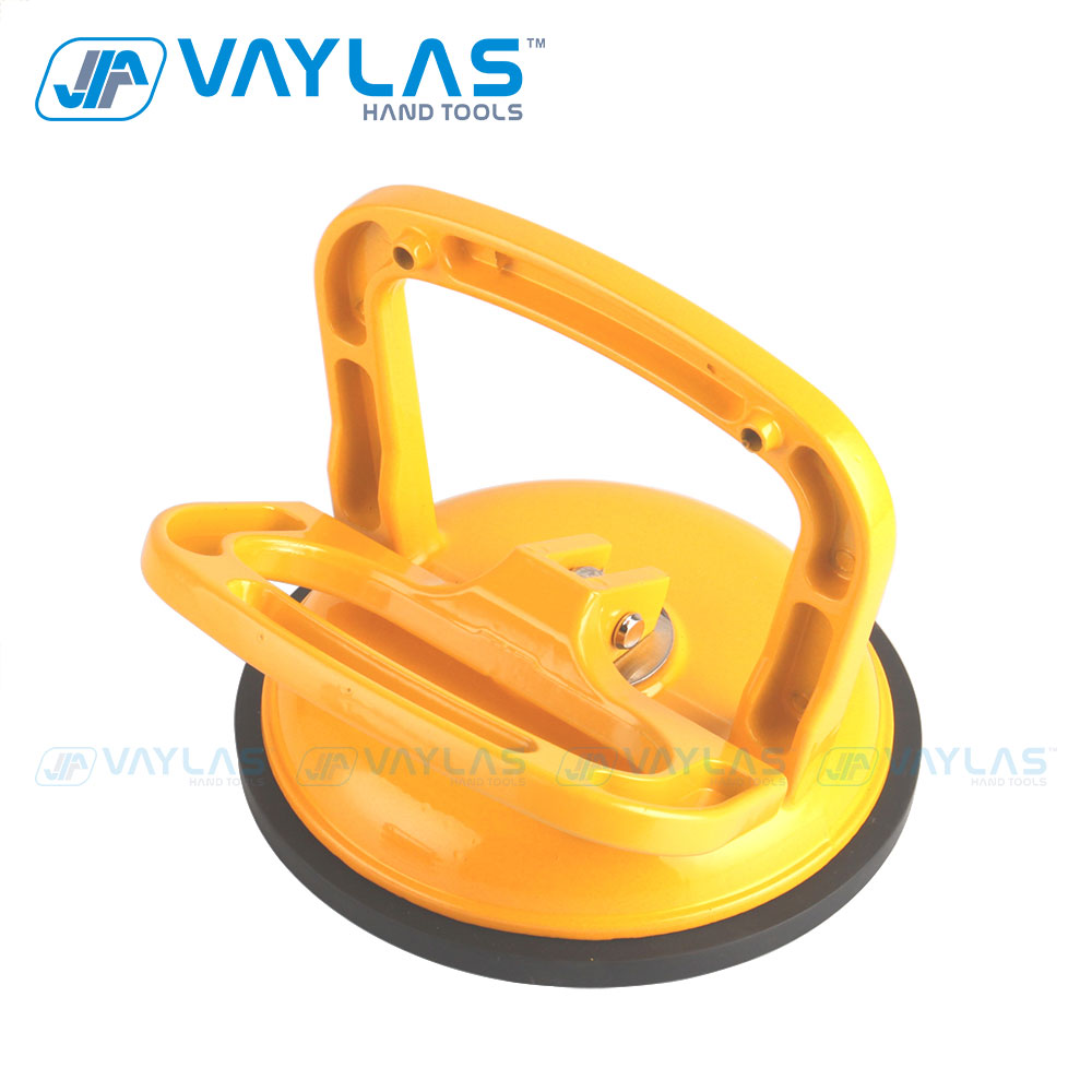 VAYLAS Aluminum Alloy  Suction Plate Dent Puller  Single Plate Suction Cup Glass Dent Repair Glass Lifter