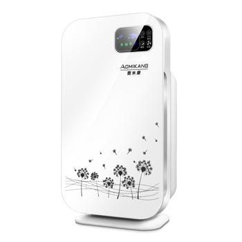 Smart Air Purifier Home Germany Mute In Addition To Formaldehyde Smog Dust Anion Oxygen Bar Pm2.5 Remote Control
