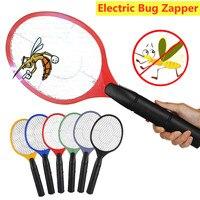 Heißer Verkauf 2 IN 1 10 LED Falle Moskito Mörder Lampe 3000V Elektrische Bug Zapper USB Aufladbare Sommer Fly klatsche Falle Fliegen Insekt