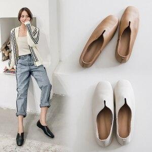 2020 luxury women shoes flat l