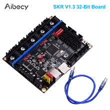 Aibecy SKR V1.3 Control Board Mainboard 32 Bit ARM CPU with USB Cable Support for TMC2130 TMC2208 for LCD2004 LCD12864 Screen(China)