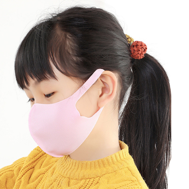 Children Mouth Mask Anti Dust Mask Activated Carbon Windproof Mouth-muffle Bacteria Proof Flu Face Masks 1