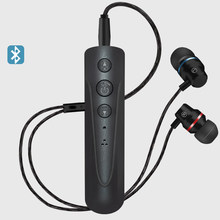 YOU FIRST Bluetooth Earphones Sport Wireless Handsfree 3.5mm Wired Earphones Wireless Headset With Microphone For Mobile Phone