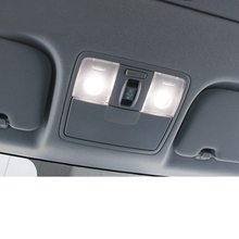Lsrtw2017 LED Car Interior Roof Light Bulb for Kia Rio X Line Kx Cross K2 Rio 2017 2018 2019 2020 Interior Mouldings Accessories 1 set car stying chrome for kia rio 4 k2 2017 2018 air outlet circle cover interior mouldings decoration frame