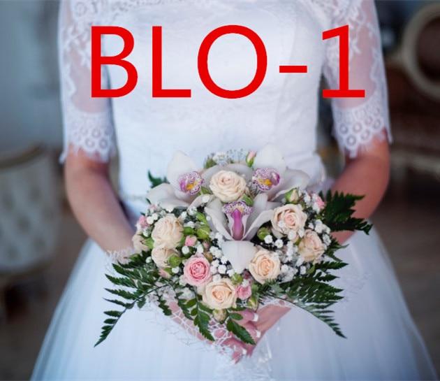Wedding Bridal Accessories Holding Flowers 3303 BLO 1-15