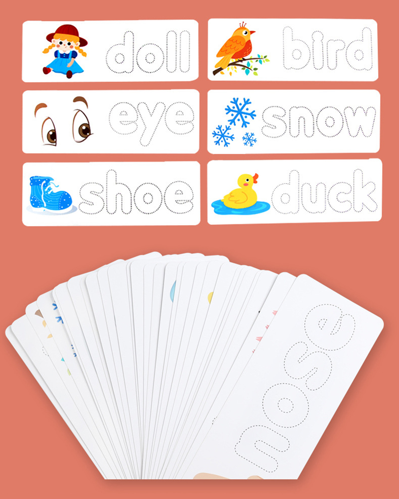 Letter Recognition Word Spelling Toys - Beyond Baby Talk
