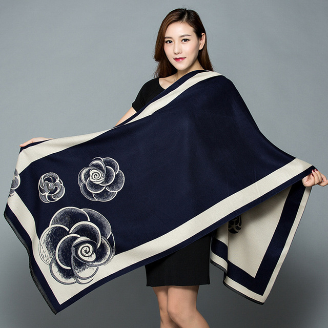 2019-New-Shawl-Women-s-Thickening-Warm-Pashmina-Cashmere-Scarf-Autumn-winter-Oversize-Soft-scarf-Shawl (25)