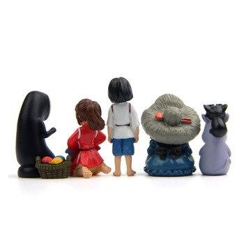 Аниме фигурки Унесенные призраками наборы 2