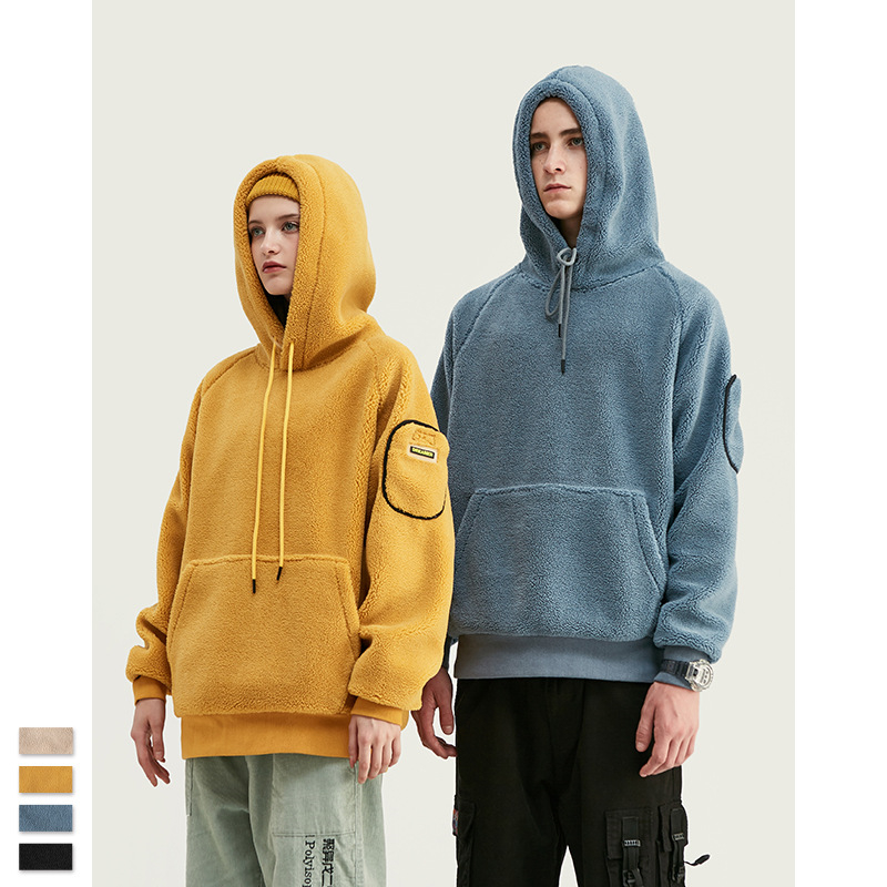 Cooo Coll 19SS Winter Men Women Hoodies Hip Hop Streetwear Fleece Black Assp Rocy alan walk Tops harajuku Hoody Sweatshirt