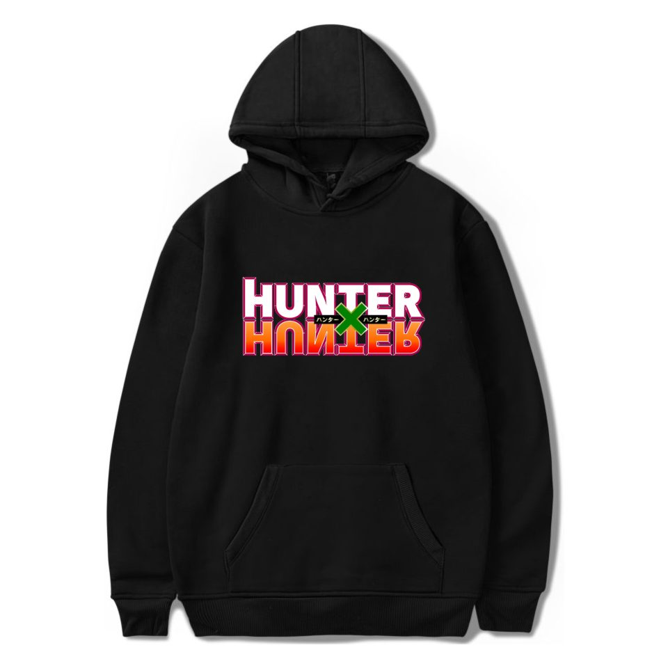 Hot Sale Hunter X Hunter Hoodies Men/Women Sweatshirt Autumn Oversized Hoodie Print Fashion Casual Sweatshirt Large  Clothes