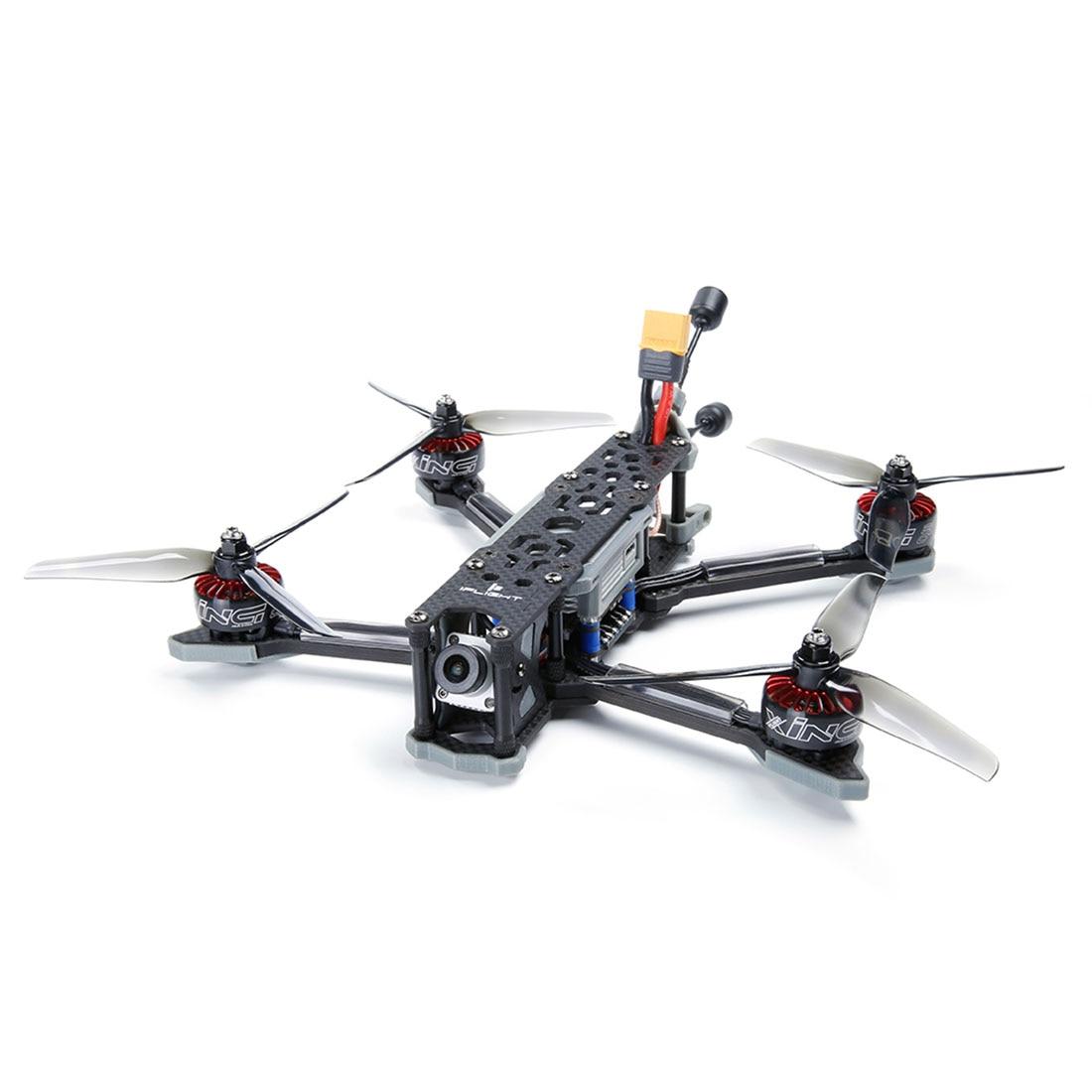IFlight TITAN DC5 5 zoll 222mm 4 s/6 s HD FPV Racing Drone BNF SucceX D f7 50A Stapel XING E 2207 2450/1800KV Motor Hubschrauber Spielzeug - 2
