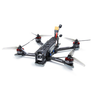 Image 2 - Iplight TITAN DC5 5 дюймов 222 мм 4s/6s HD FPV гоночный Дрон BNF sucex D F7 50A стек XING E 2207 2450/1800KV мотор от вертолета игрушка