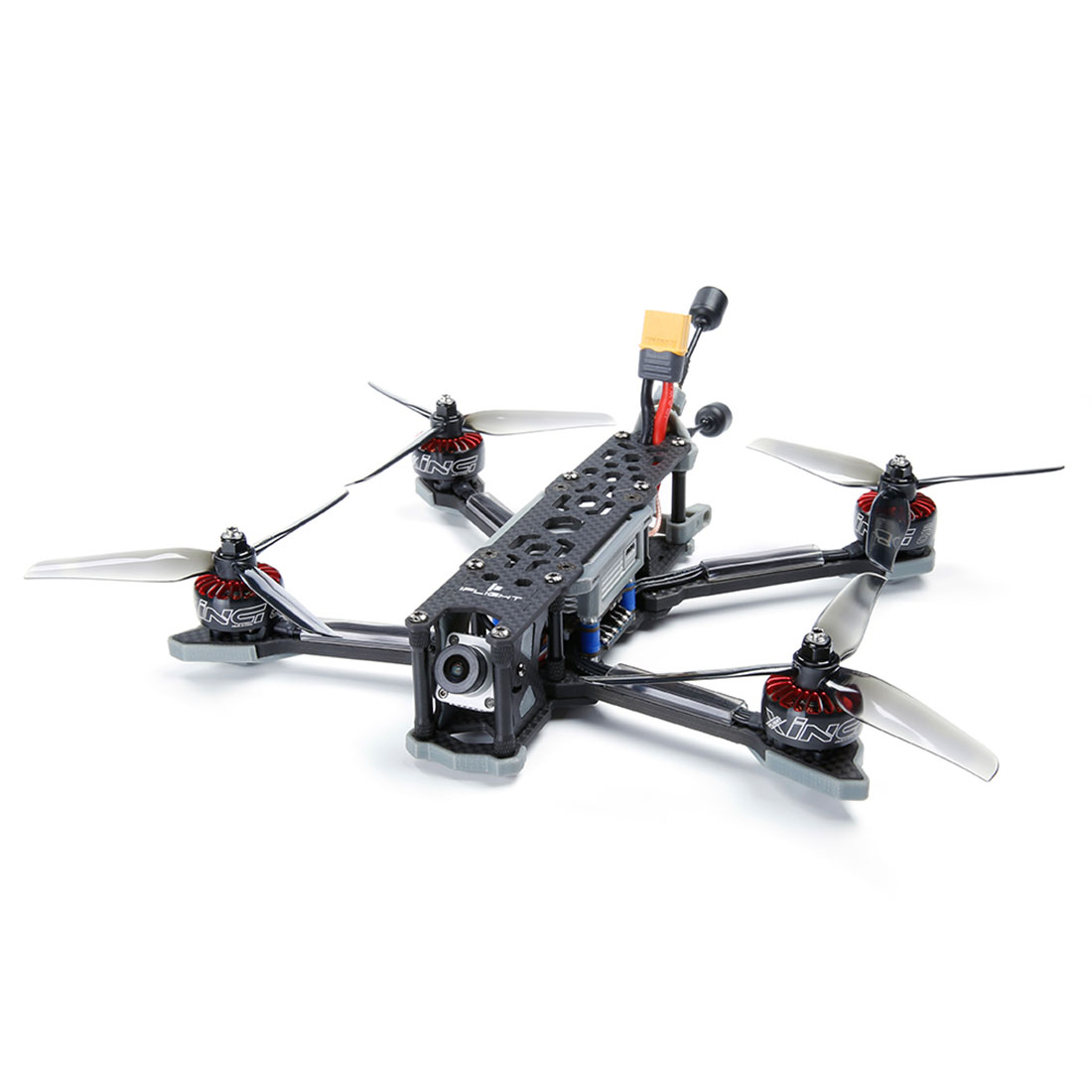 Image 2 - iFlight TITAN DC5 5inch 222mm 4s/6s HD FPV Racing Drone BNF SucceX D F7 50A Stack XING E 2207 2450/1800KV Motor Helicopter ToyParts & Accessories   -