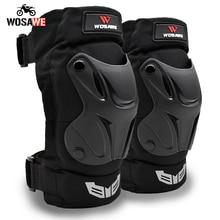 WOSAWE motosiklet Elbowpads ve Kneepads kayak Snowboard voleybol hokey diz koruma kol muhafazası koruyucu donanım yetişkin