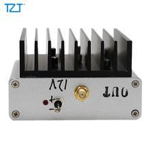 TZT 5W Liner Amplifier RF Broadband HF Amp 100KHz-60MHz RF Power Amplifier