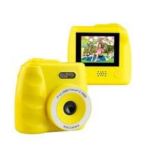 Children Mini Camera 2.0 inch Screen Cute Cartoon Kids Camera