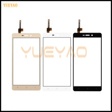 Touch For Xiaomi Redmi 3 Redmi 3S 3 Pro 3X Touch Screen Digitizer Touch Panel Sensor Front Outer Glass Redmi 3S Touchscreen(China)