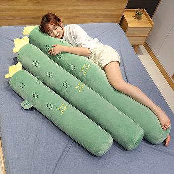 Cartoon długa poduszka do spania w ciąży poduszka łóżko ogrodzenie dla dzieci szyja noga poduszka dla dwóch osób poduszka pod plecy miękkie usunięte zmywalne tanie i dobre opinie Dekoracyjne BODY Podróży Pościel 200tc Floral Memory Foam 100 bawełna Klasa a CS23 Kolumna 0 5-1 kg PP Cotton Soft Plush
