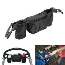 Bag-Tray Stroller Universal Hanging-Bag Buggy-Holder Cup-Basket Bottle LC Stain-Resistant